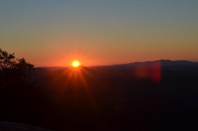 Bald Rock Sunrise-016