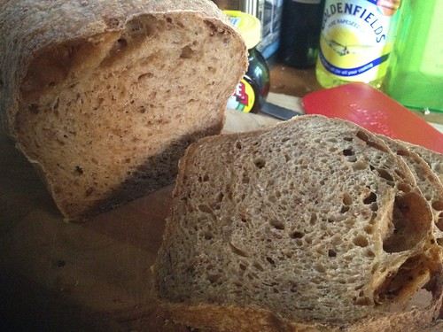 Granary Bread Sliced