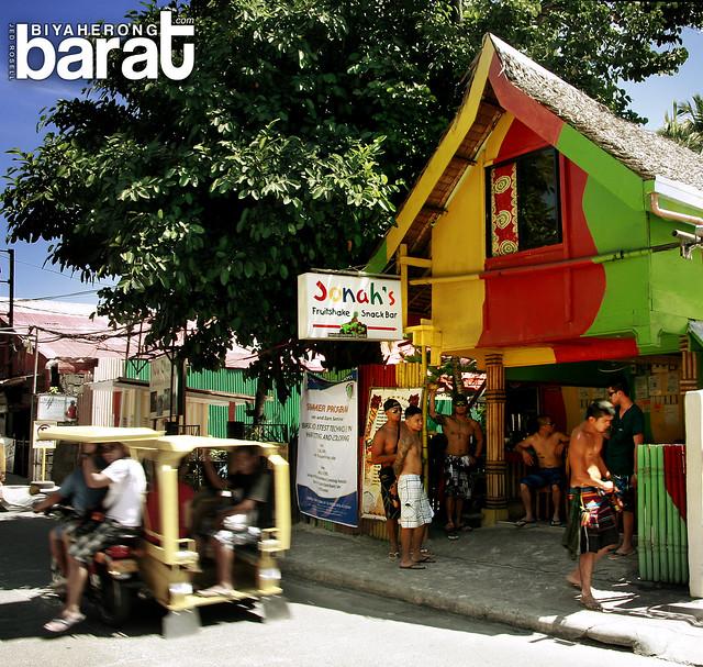 Jonah's Fruitshake Boracay Island