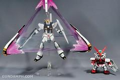Robot Damashii Nu Gundam & Full Extension Set Review (97)