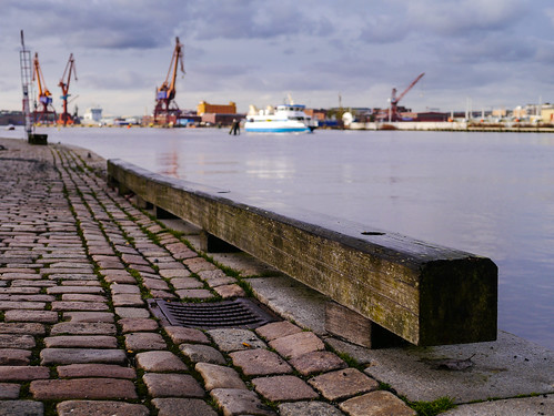 312/366 - At the harbour by Flubie