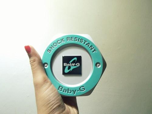 baby g bga 133