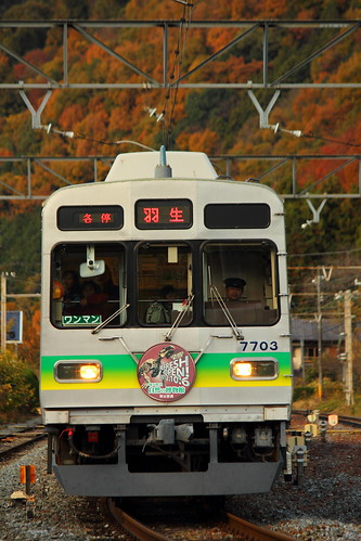 7503F(自然の博物館HM) @寄居〜波久礼