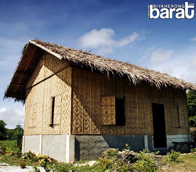 Dad's hut in cebu