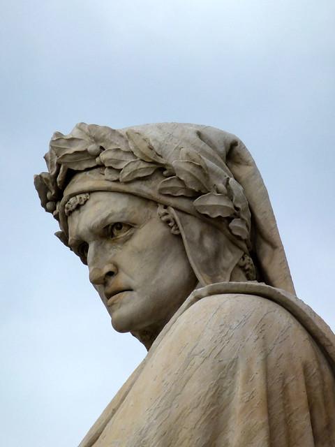 Florence - jour 2 - 077 - Dante Alighieri