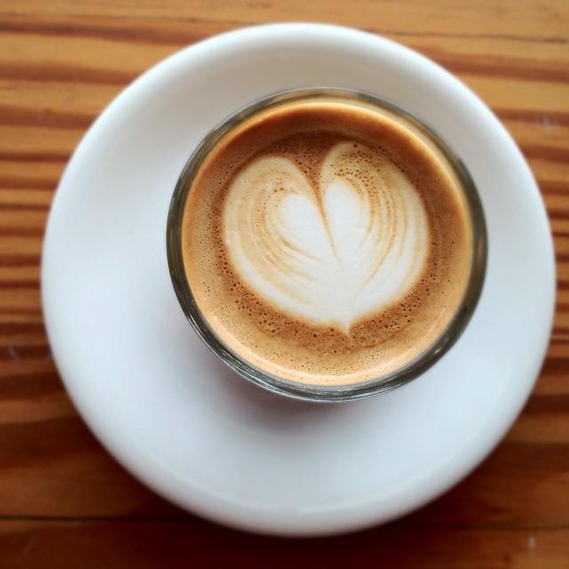 cortado @ Local Coffee SA