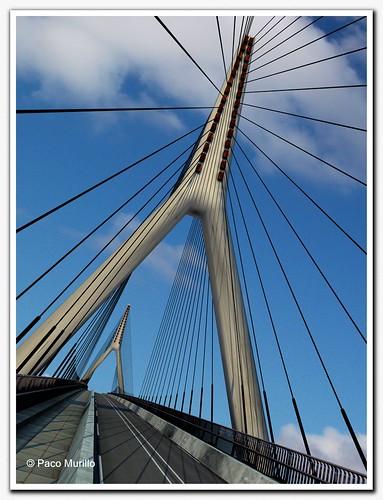 puente con angular 28 mm