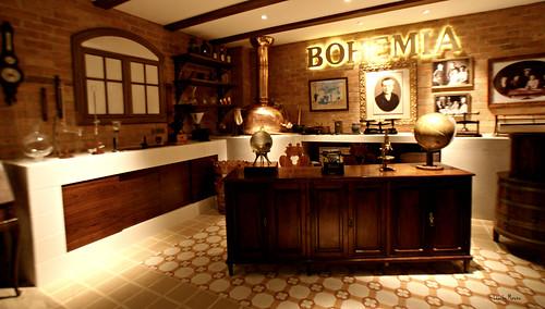 Sala do Mestre Cervejeiro