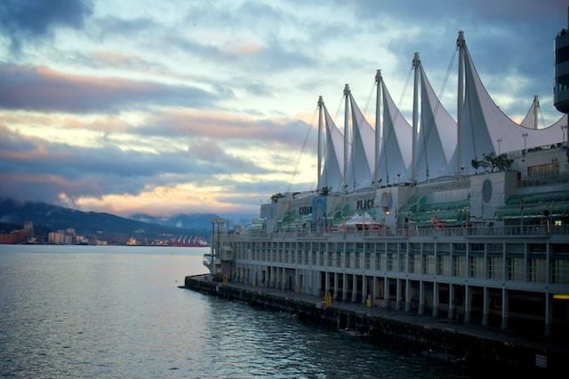 Free Outdoor Movies At Canada Place Vancouver Blog