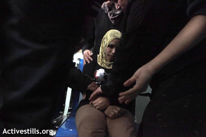 Gaza under military attack, Shifa hospital, 14.11.2012