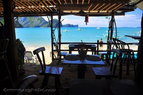 Aplaya Bar, El Nido, Palawan