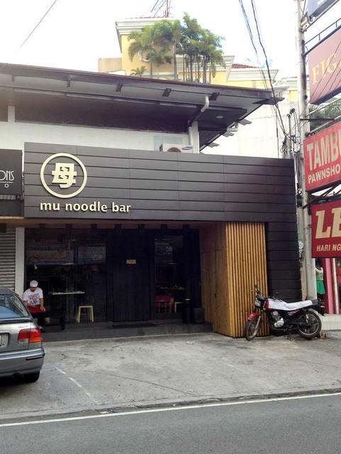 Mu Noodle Bar
