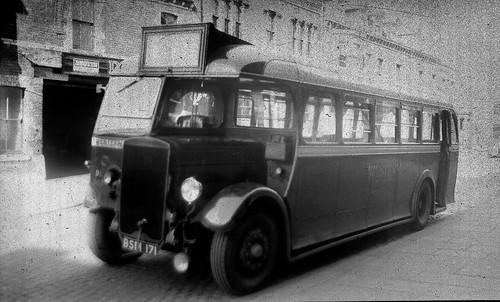 Caledonian Omnibuses, Dumfries