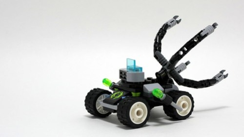 6873 - Ock-mobile with Arms 1