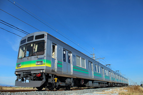7507F @新郷〜武州荒木