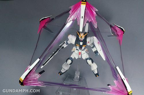 Robot Damashii Nu Gundam & Full Extension Set Review (91)