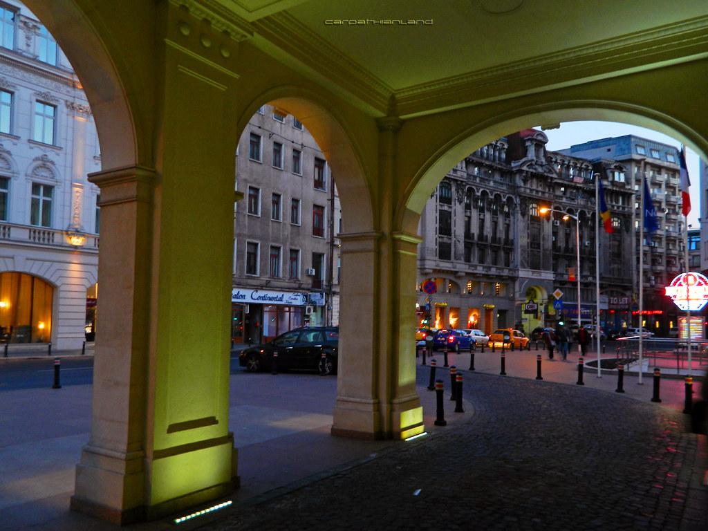 Victory Avenue, Bucharest