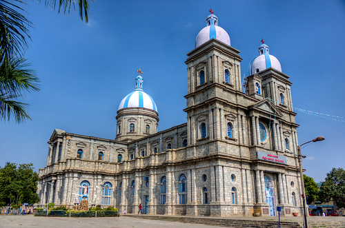St. Francis Xavier's Cathedral HDR by Saad Faruque