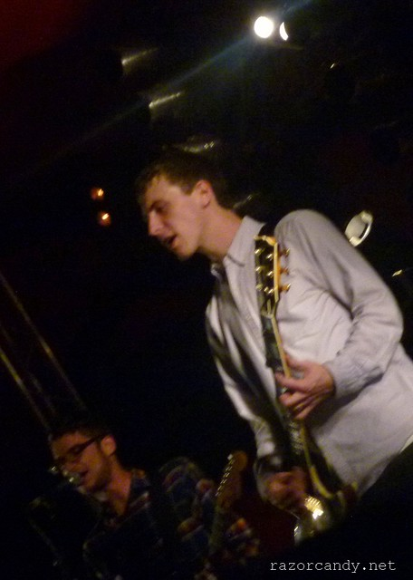 Man Overboard - 10th Nov, 2012 (2)