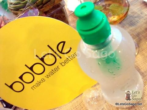 Water bobble