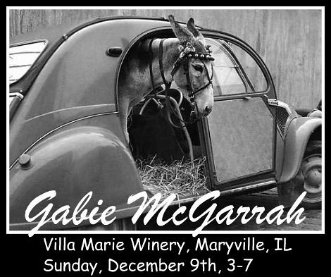 Gabie McGarrah 12-9-12