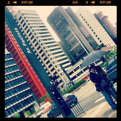 Avenida Paulista por Adriana Paiva