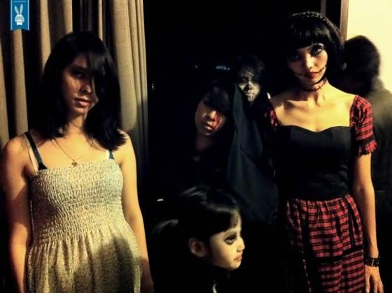 girls of the dark