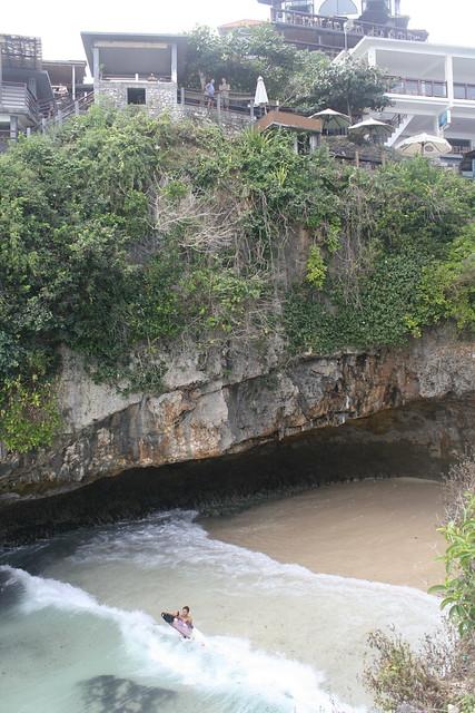 Entrance at Uluwatu, Bali