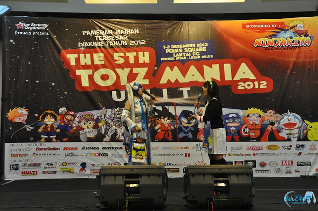 The 5th ToyzMania 2012