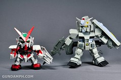 SDGO RX-78-2 (G3 Rare Color Variation) Unboxing & Review - SD Gundam Online Capsule Fighter (42)