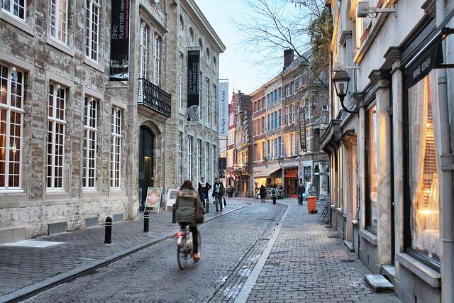 Calles de Gante