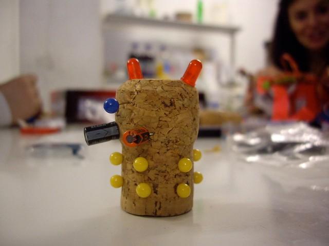 Cork Dalek