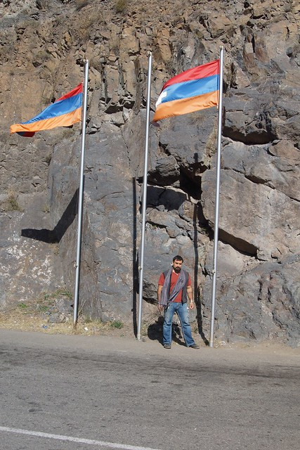 Armenia, Nagorno Karbala Border