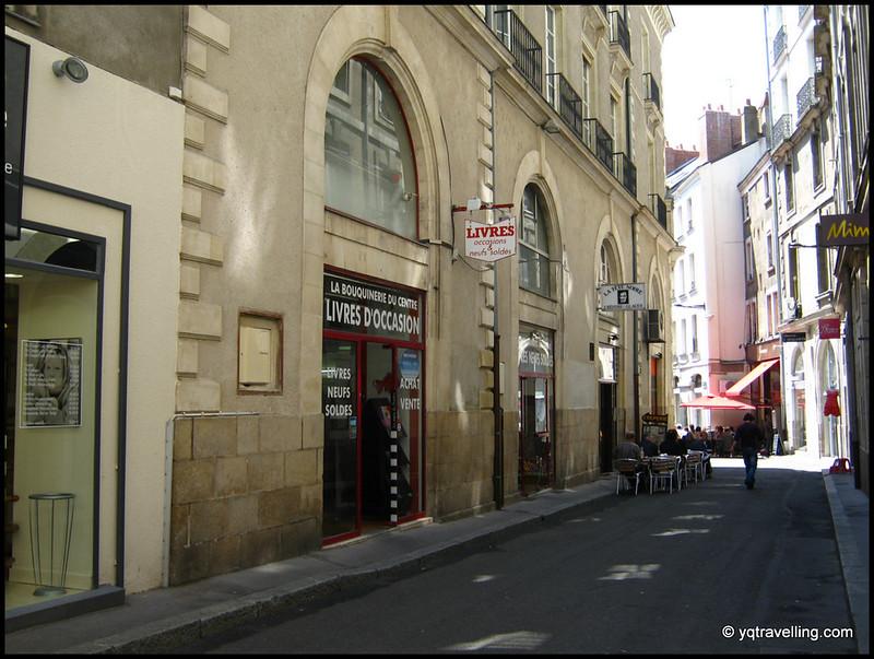 Bouquinerie du Centre, Nantes