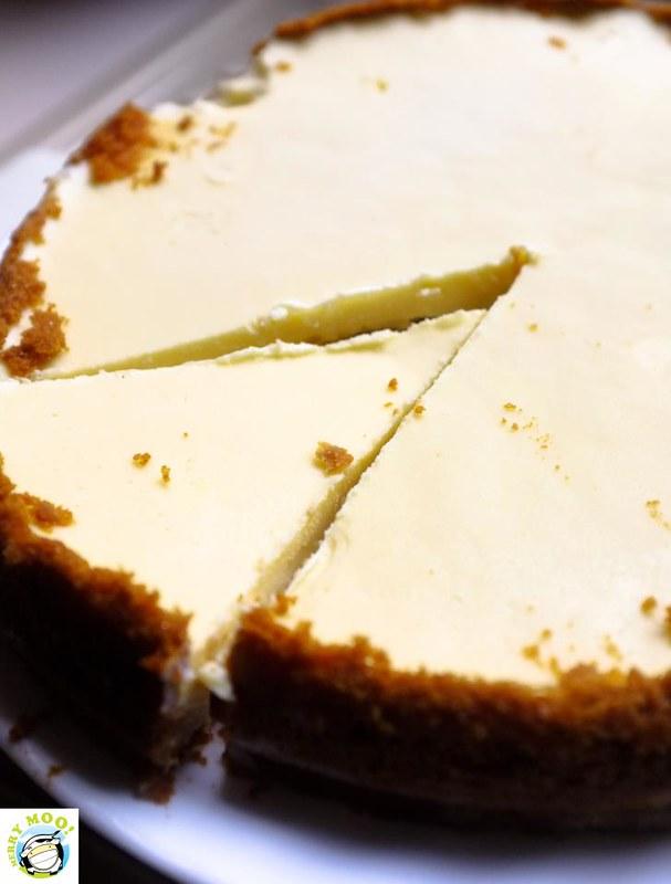 Merry Moo cheesecake