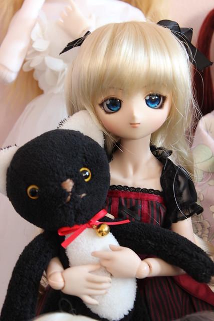 Médée with Komame