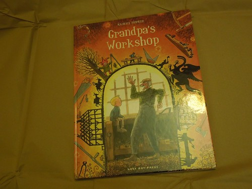 Grandpa's Workshop - Maurice Pommier