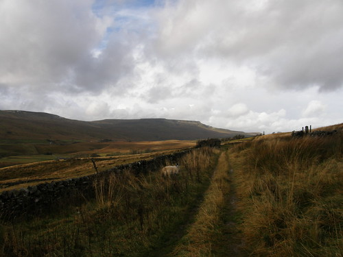 The High Way and Wildboar Fell