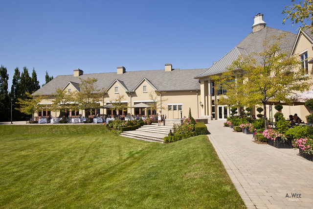The Mansion at Andrew Peller Estates