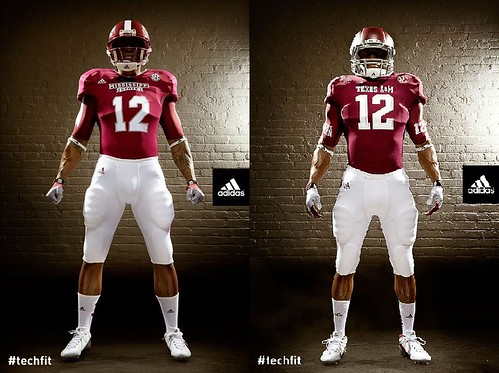 TAMU and MSU 2012 Uni