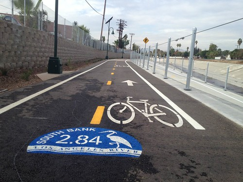 LA River bike path opening 11.16.2012 3