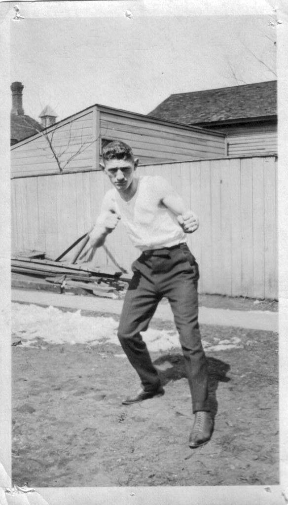 JACK GRUENBERG-Boxing Series04