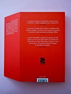 Deborah Willis, Svanire. Del Vecchio editore 2012. Grafica e impaginazione Dario Lucarini. Quarta di copertina e risvolto (part.), 1