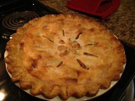 Thanksgiving Apple Pie