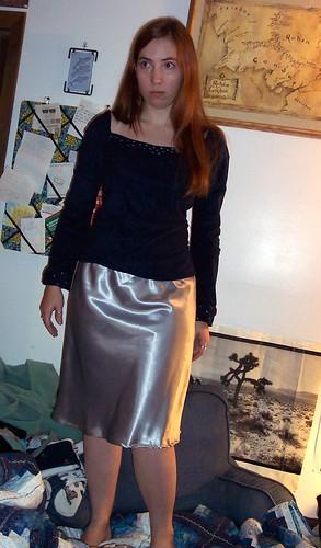 silverskirt