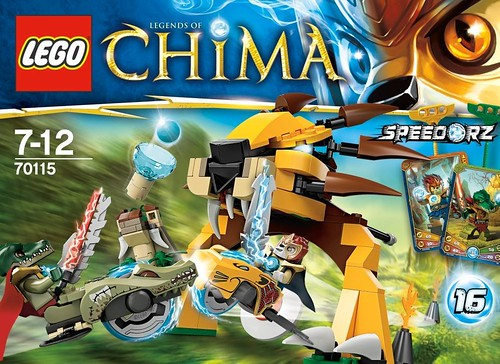 LEGO Legends Of Chima