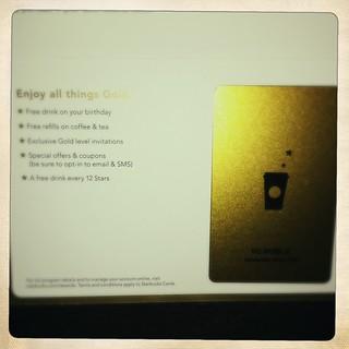A fair sign of Starbucks addiction?