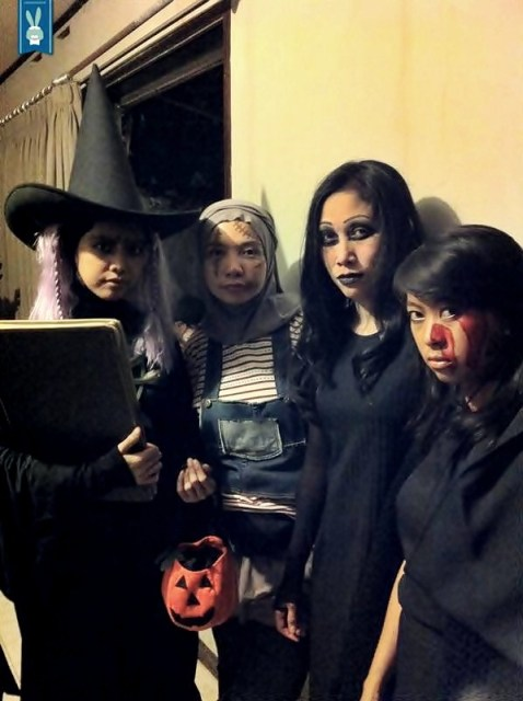lhor-halloween party