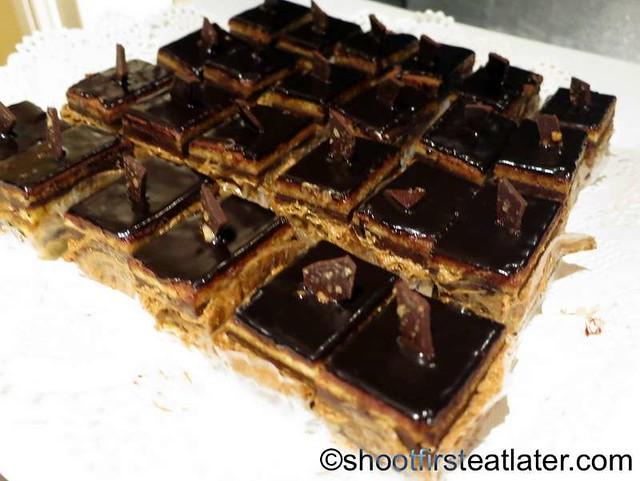 Bizu Catering- opera cake