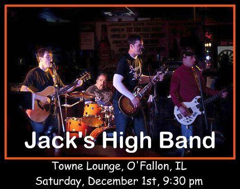 Jack's High 12-1-12